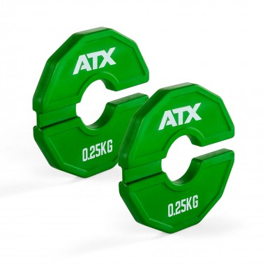 ATX® 0.25kg Flex Add on Plates
