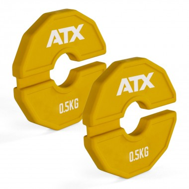 ATX® 0.5kg Flex Add on Plates