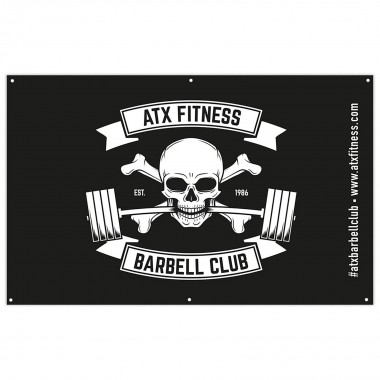 ATX® Banner Barbell Club