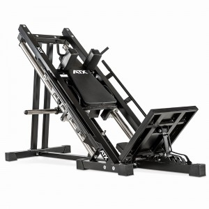 ATX® Leg Press Hack Squat Machine