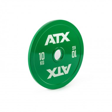 ATX Olympic 10kg Calibrated Steel Plate