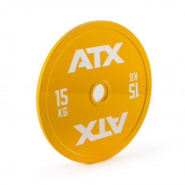 ATX Olympic 15kg Calibrated Steel Plate