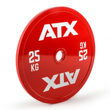 ATX Olympic 25kg Calibrated Steel Plate