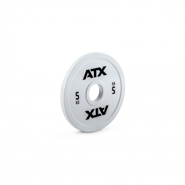 ATX Olympic 5kg Calibrated Steel Plate