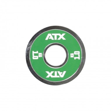 ATX Olympic 1kg Steel Fractional Plate