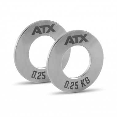 ATX® Olympic 0.25kg Fractional Plates