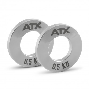 ATX® Olympic 0.5kg Fractional Plates