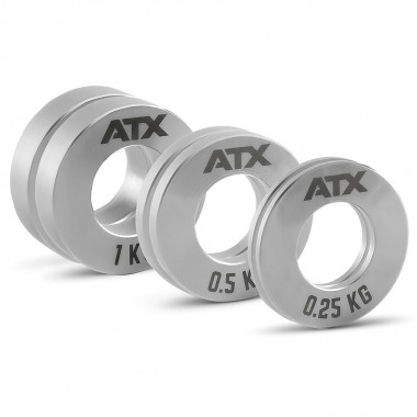 ATX® Olympic Mini Fractional Plate Set