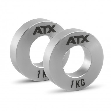ATX® Olympic 1kg Fractional Plates