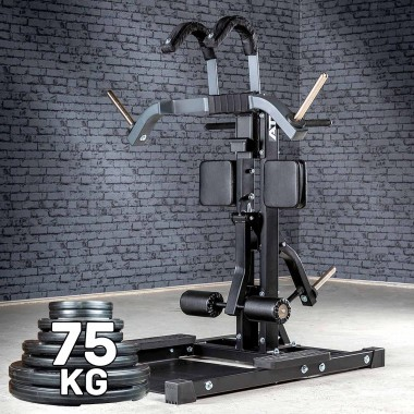 ATX® Leg Master Weight Plate Package