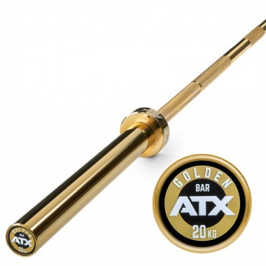 ATX® Olympic Golden Powerlifting Bar