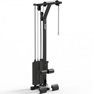 ATX® Lat Option 650 115 kgs Weight Stack