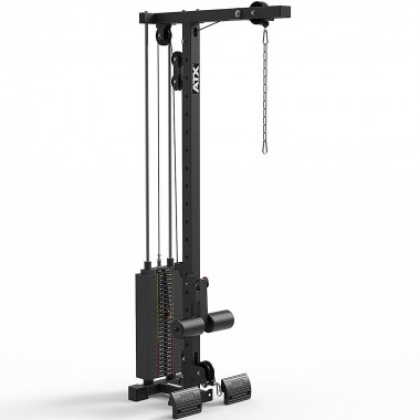 ATX® Lat Option 750 Weight Stack 125 kgs