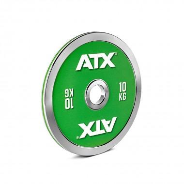 ATX® 10kg Steel Powerlifting Plate