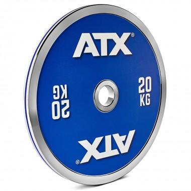 ATX® 20kg Steel Powerlifting Plate