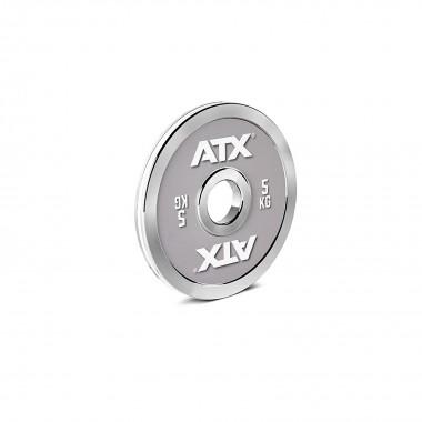 ATX® 5kg Steel Powerlifting Plate