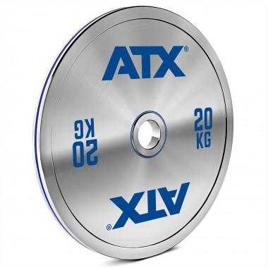 ATX® 20kg Chrome Powerlifting Plate