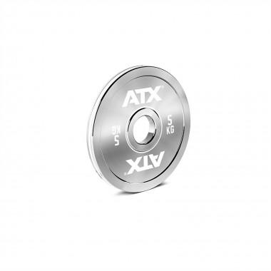 ATX® 5kg Chrome Powerlifting Plate