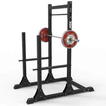 Open Rack with unlimited height clearance