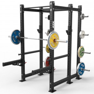 ATX® Floor Mounted Power Rack XL