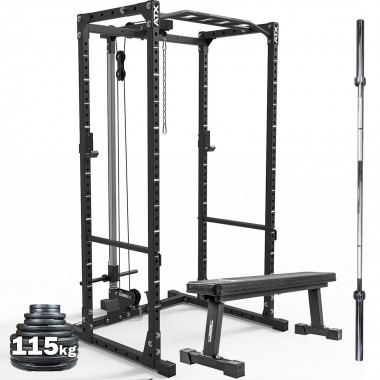 ATX 520 Power Rack System Package