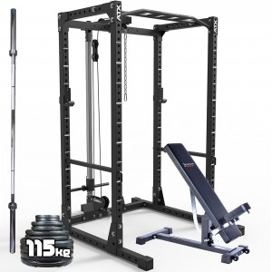 ATX 610 Power Rack System Package 198 cm