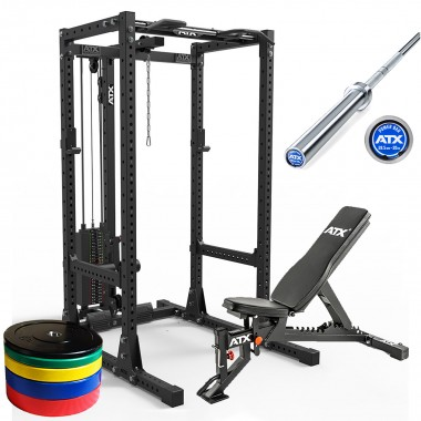 ATX® PRX 750 Power Rack System Stack Weight