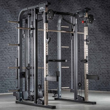ATX® Smith Cable Rack Plate Loaded