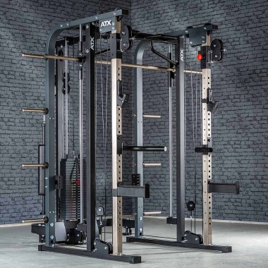 ATX® Smith Cable Rack Stack Weight