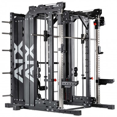ATX® Smith Cable Rack System Weight Stack