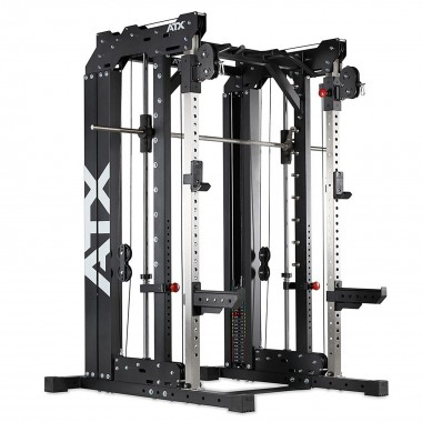 ATX® Smith Cable Rack Weight Stack