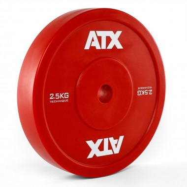 ATX Olympic Technique Plate 2.5kg