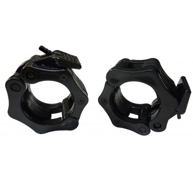 Olympic Barbell Lock Jaw Collars