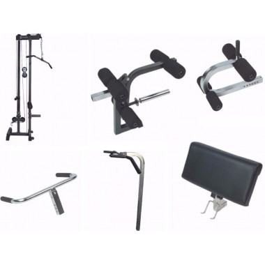 Super Bench Attachments