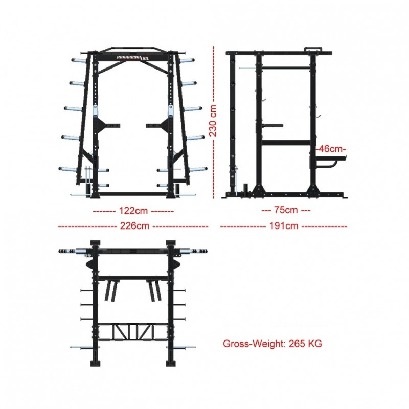 Olympic squat rack dimensions cosmecol