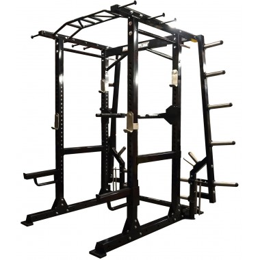 Barbarian PRO Functional Commercial Power Rack