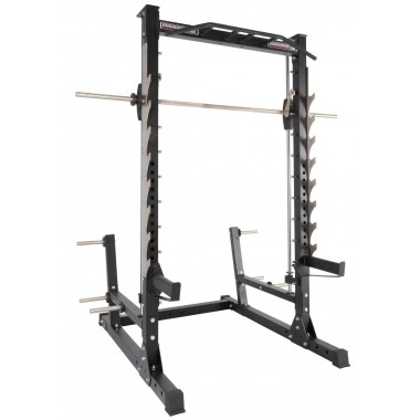 Barbarian Smith Machine Half Rack