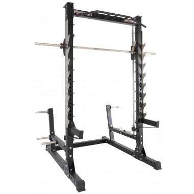 Barbarian Smith Machine Half Rack