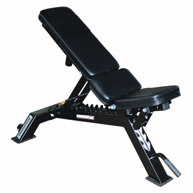 Barbarian Warrior Flat Incline Bench
