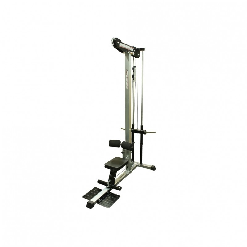 used lat pulldown machine for sale