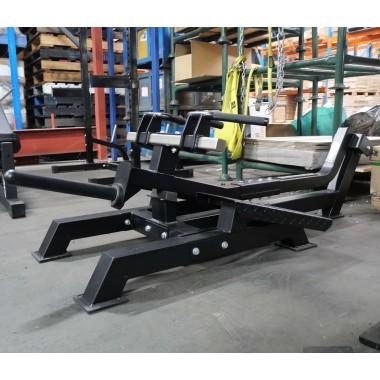 Barbarian Line T-Bar Row - Floor Model
