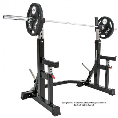 Barbarian Commercial Adjustable Squat Rack