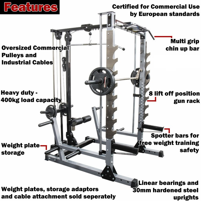 sa gear smith machine