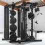 Barbarian Smith Cable Rack System Weight Stack
