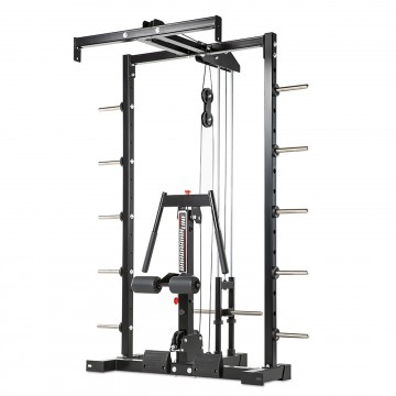 Lat Option Smith Cable Rack