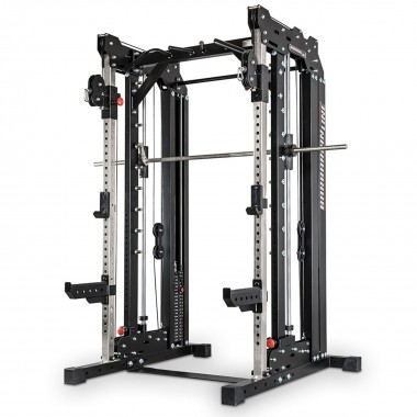 Barbarian Smith Cable Rack Weight Stack