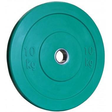 10kg Bumper Plate