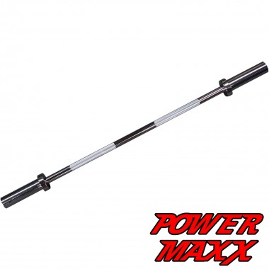 Power Maxx 4ft Olympic Barbell