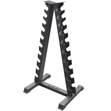 Power Maxx Hex Dumbbell A Stand