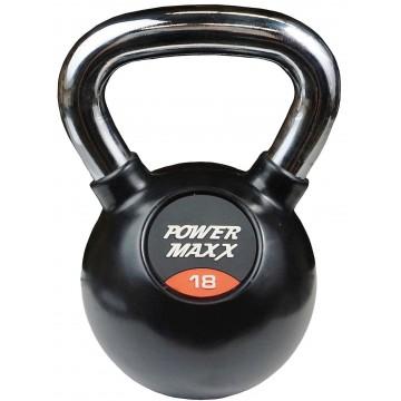 PowerMaxx 18kg Kettlebell